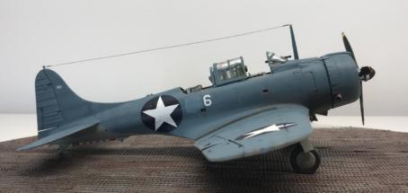 Douglas SBD-2 Dauntless Finished 001