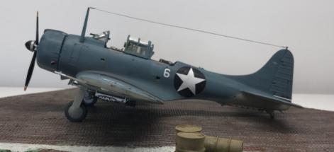 Douglas SBD-2 Dauntless Finished 005b