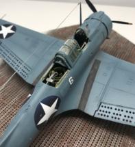 Douglas SBD-2 Dauntless Finished 011