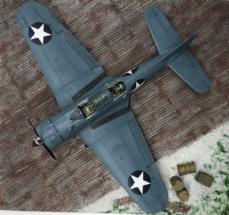 Douglas SBD-2 Dauntless Finished 012