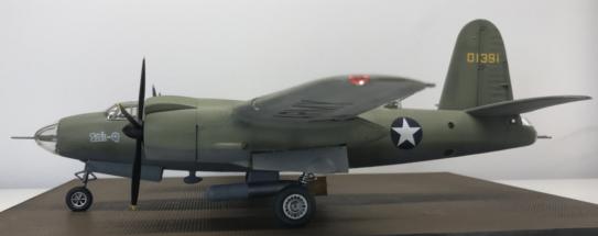Martin B-26B Marauder finished 001