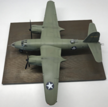 Martin B-26B Marauder finished 003
