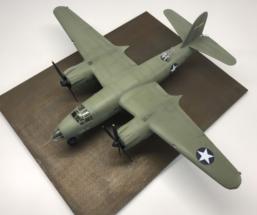 Martin B-26B Marauder finished 004