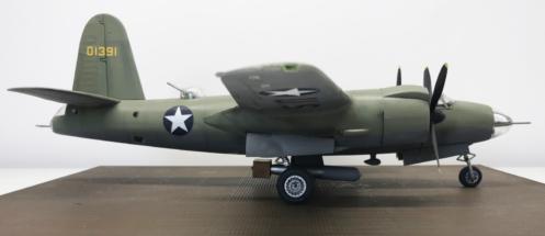 Martin B-26B Marauder finished 005