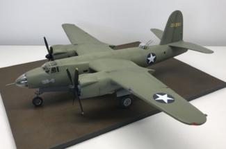 Martin B-26B Marauder finished 011