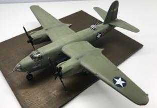 Martin B-26B Marauder finished 012