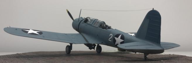 Vought SB2U-3 Vindicator finished 002
