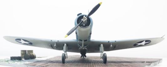 Vought SB2U-3 Vindicator finished 004