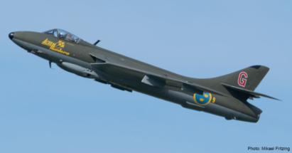 Hawker Hunter Ärna 001
