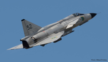 Saab AJS 37 Viggen 006