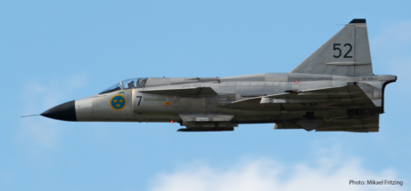 Saab AJS 37 Viggen 008