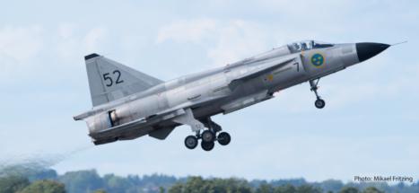 Saab AJS 37 Viggen 011