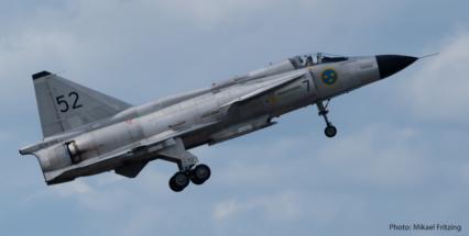Saab AJS 37 Viggen 012