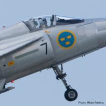 Saab AJS 37 Viggen 013