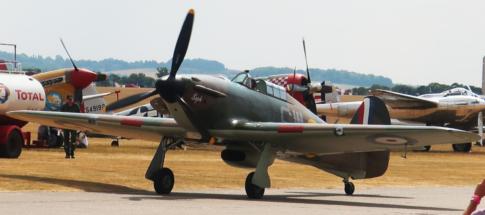 Hawker Hurricane - 001