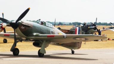 Hawker Hurricane - 002