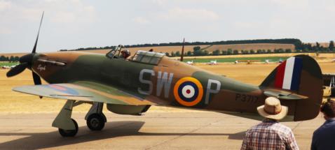Hawker Hurricane - 003