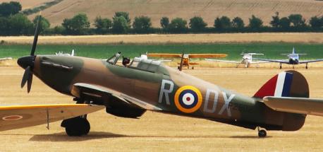 Hawker Hurricane - 004