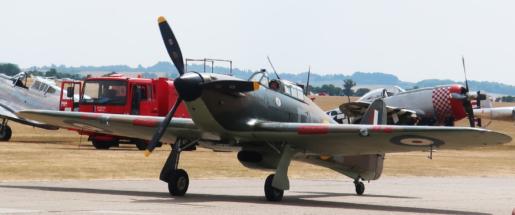 Hawker Hurricane - 005