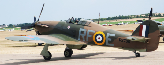 Hawker Hurricane - 007