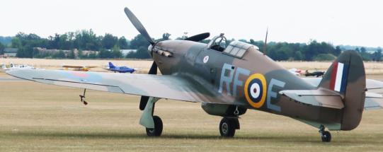 Hawker Hurricane - 008