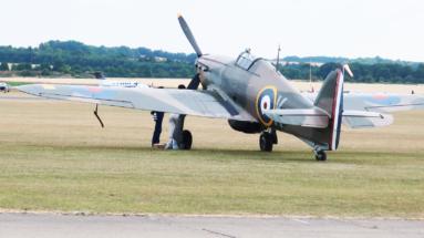 Hawker Hurricane - 009
