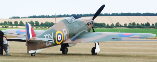Hawker Hurricane - 011