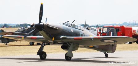 Hawker Hurricane - 015