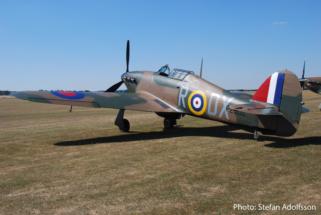 Hawker Hurricane - 020