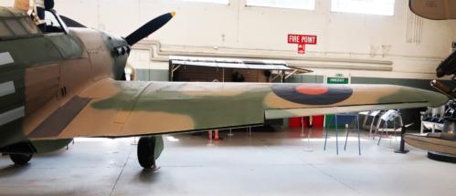 Hawker Hurricane Mk. IIB - 003