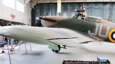 Hawker Hurricane Mk. IIB - 011