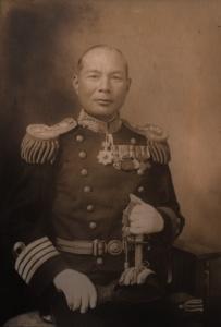 Vice Admiral Matome Ugaki