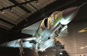 Saab AJS 38 Viggen 001